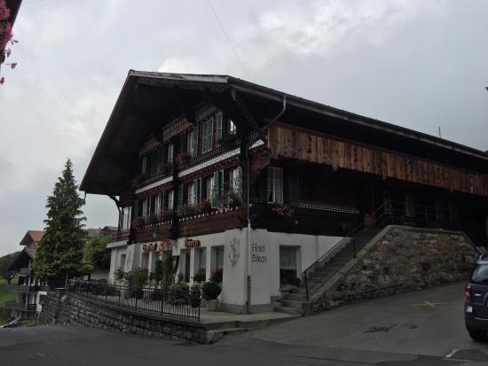 Habkern, Sveits: Landgasthof Baren