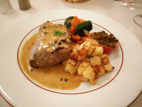 menu picture of la poule au pot tripadvisor