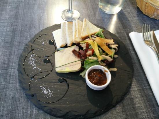 Menu picture of poivre et sel blois tripadvisor - Dosage sel et poivre pour foie gras ...