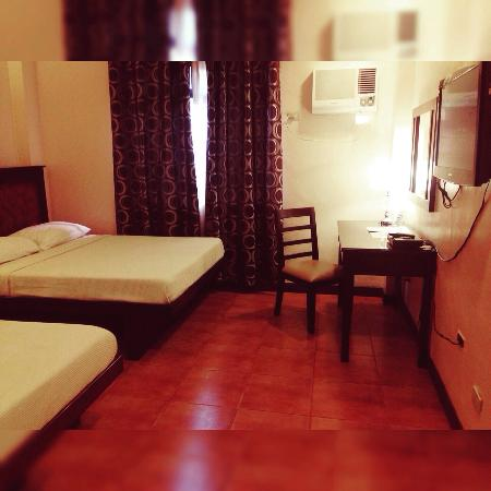 Palazzo Pensionne : Room E2C. Clean and great :)