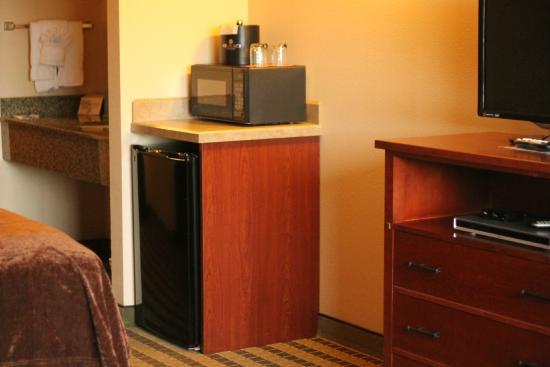 Oxford Suites Pendleton: Room 220