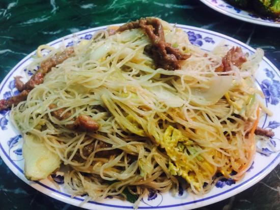 Interior View ό Halal Kitchen Chinese