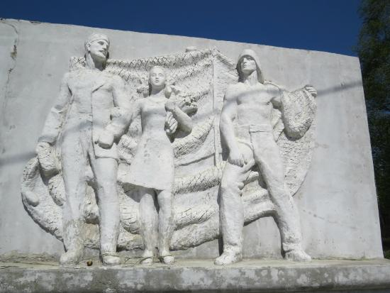 Monument to Fishermen