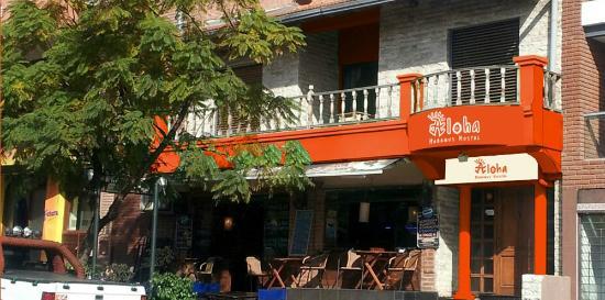 The One Hostel: Frente