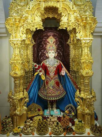 baps ghanshyam maharaj