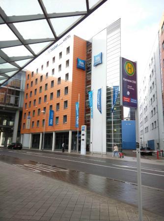Ibis Budget Hannover Hauptbahnhof: Ibis Budget Hotel Hannover