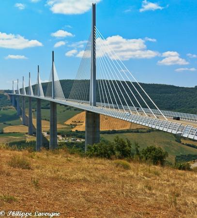 millau picture of millau viaduct millau tripadvisor. Black Bedroom Furniture Sets. Home Design Ideas