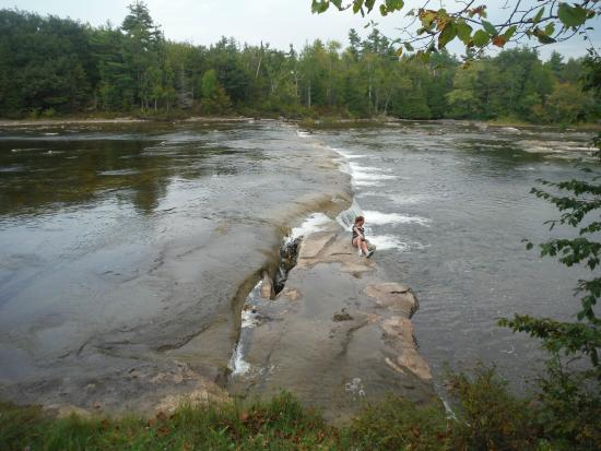 Callaghan's Rapids Conservation Area