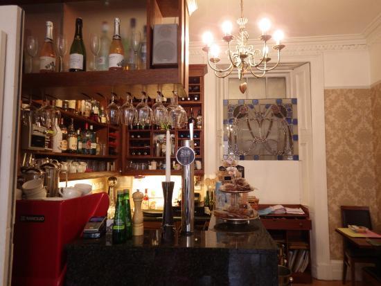 Callander Meadows: bar
