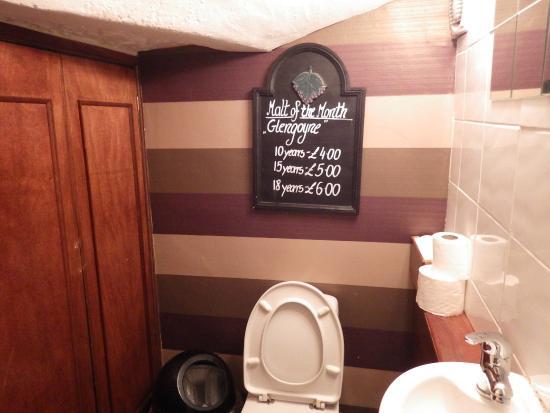 Callander Meadows: toilettes