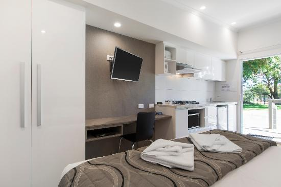 Discovery Parks - Perth Airport: Deluxe Studio Room