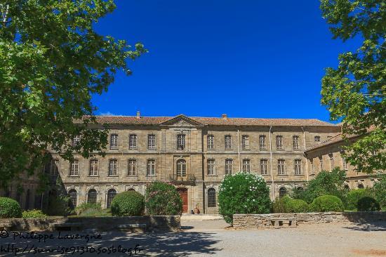 Roujan, Francia: Abbaye de Cassan