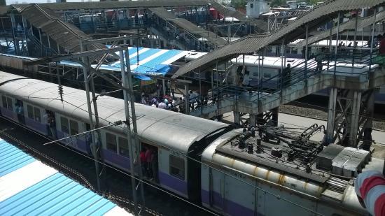 Bandra Station, Western Railway