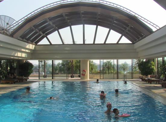 The Swimming Pool Picture Of Pan Pacific Hanoi Hanoi Tripadvisor