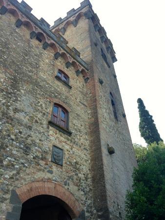 Montespertoli, อิตาลี: Winery Entrance