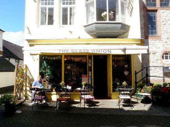 Glass Onion Cafe : The Glass Onion, Denbigh