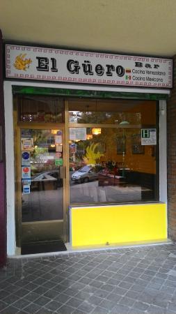 Restaurante El Guero: El Guero