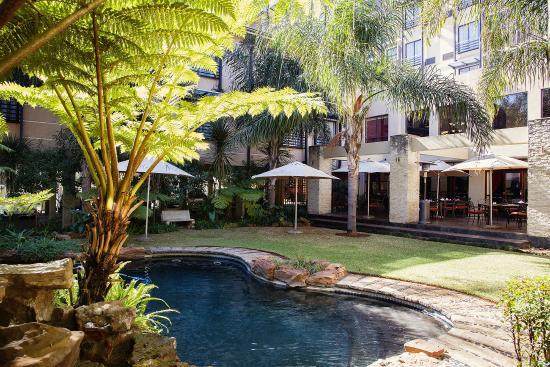 Premier Hotel Pretoria Pool