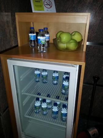 Hotel America Vigo: frigoriferi presenti su ogni piano