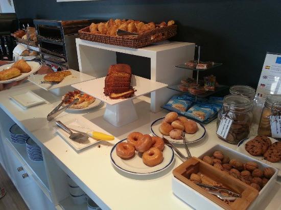 Hotel America Vigo: colazione