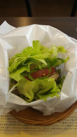 Mos Burger Nagasaki Hamanomachi