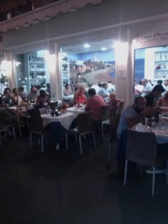 Capo d'Anzio Trattoria del Porto: Capo d'Anzio