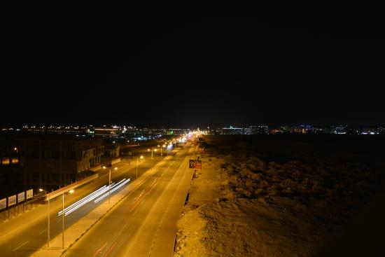 Magma Apartments - Hurghada Dream: После рассвета будет видно море )