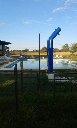 Bergamasco, Włochy: Weekend in tranquillità con amici presso l'amarant