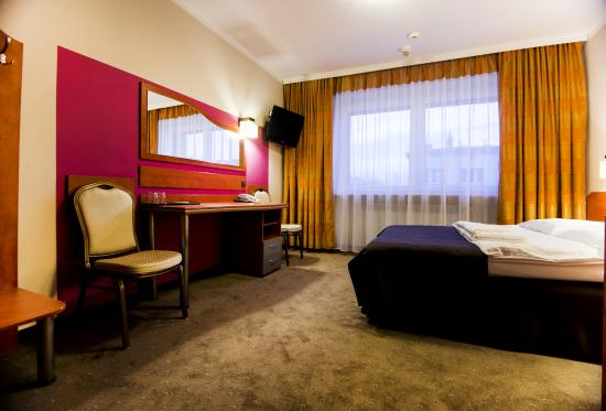 Orion Hotel: double room