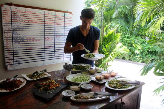 Phuket Cleanse: Food