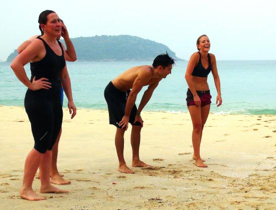 Phuket Cleanse: Lifeguard Workout