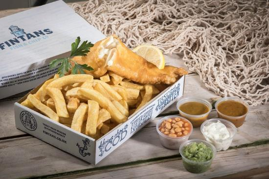 Fintans Fish & Chip Co