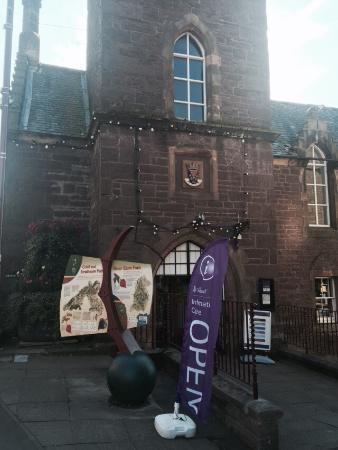 Crieff Visit Scotland Information Centre