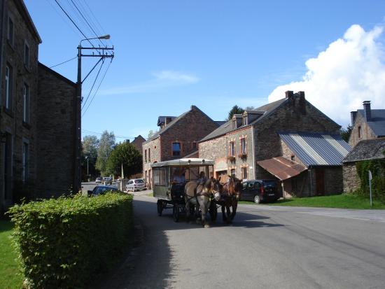 Ardenne Trait Gourmande - Chariot à fondue