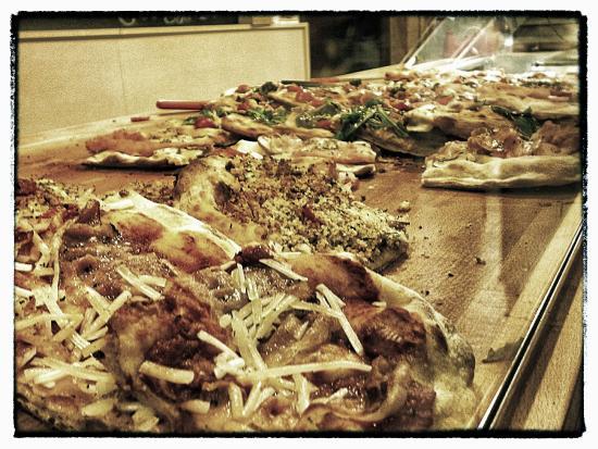 la pizza alla romana (alta idratazione)