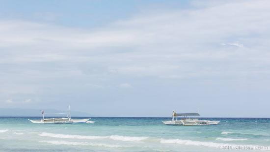 Amarela Resort: Amarela beach view 2