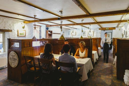 The Bushmills Inn Restaurant