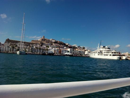 Sea Bus Ibiza Town