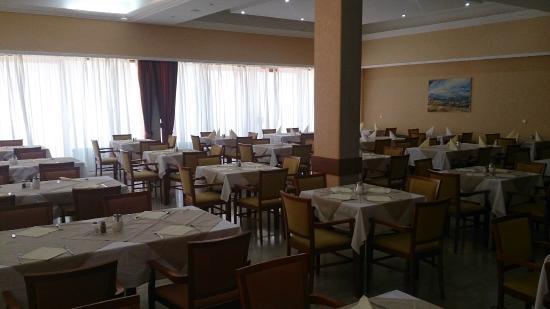 Hotel Pula: ресторан