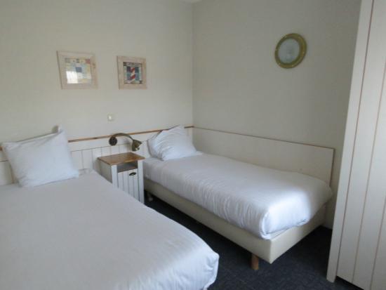 Wyspa Terschelling, Holandia: 4 persoons appartement- 1 van de 2 slaapkamers