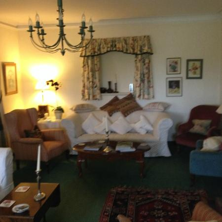 Romney Bay House Hotel: Lounges