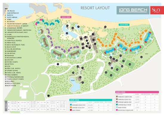 Hotel Long Beach Golf Spa Resort Mauritius
