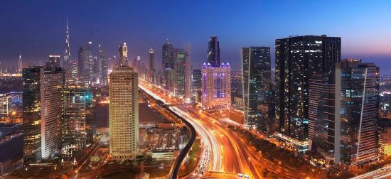 Fairmont Dubai, located in the heart of the City
