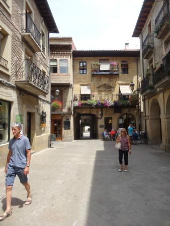 Province of Alava, Spain: INSIDE THE WALLS