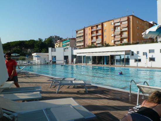 La Sorgente Resort : bazén