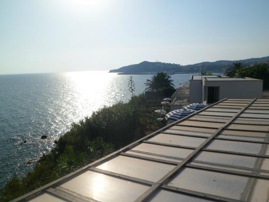 La Sorgente Resort: výhled na hotel