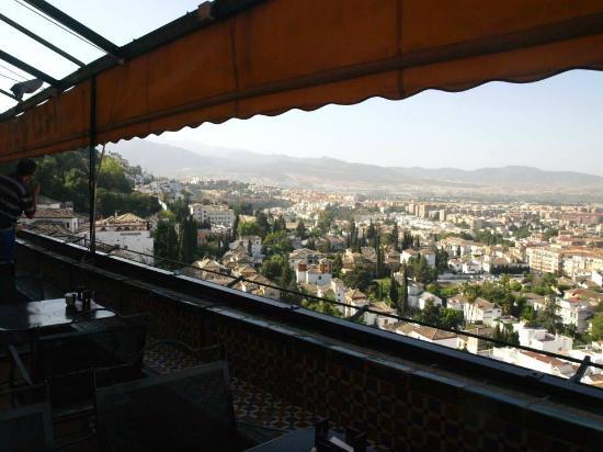 Increíbles Vistas Desde La Terraza Del Hotel Picture Of