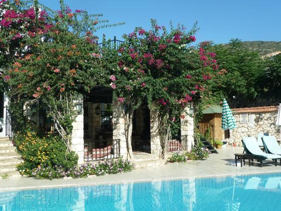 Meldi Hotel: Relaxing area
