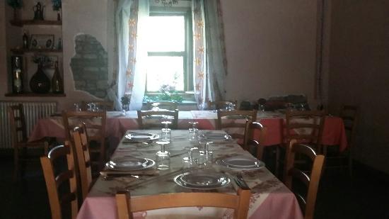 Rocca San Casciano, İtalya: Con la nuova gestine  ottimi prezzi.... ottima cucina....