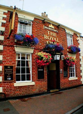 The Royal Oak Hoole
